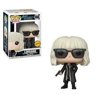 Atomic Blonde - Lorraine with Gun CHASE VARiANT | FUNKO POP! Vinyl FUN29913