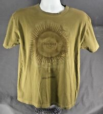 """Hard Rock Cafe Hollywood """"All Is One"""" - Large mens"""