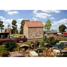 Faller 110122 Bahnhof Sonnheide, Small Town Train Station Building, HO Model Kit