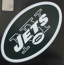 New York Jets Die Cut Magnet NFL Football Car Made in USA Tailgater