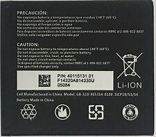 Replacement Battery for Verizon MiFi 6620L Jetpack 4G LTE Mobile Hotspot 4000mAh