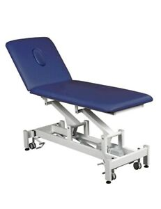 Electric Massage Table Hydraulic Two Section Liftback Gas Struts Savings $345.00