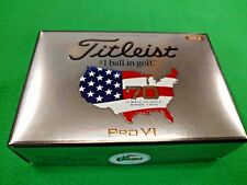 Titleist Pro V1 US Open Limited Edition Golf Balls 6 ball Pack # 70 New In Box