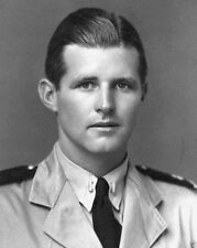 US Navy Ensign Joseph P. Kennedy Jr., brother of JFK - New 8x10 Photo