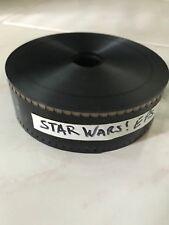 1999 Star Wars Episode 1 The Phantom Menace 35mm film AUTHENTIC Movie trailer
