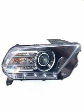 2014 mustang v6 rh passenger hid xenon headlight w/ballast n bulb lite scratches