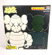 KAWS Bus Stop Set #4 100% Kubrick Set by Medicom Toy NEW