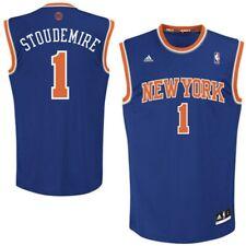 NBA Trikot New York Knicks Stoudemire 1 blau Jersey Revolution30 Basketball