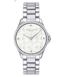 Coach Women's Stainless Steel Watch Modern Sport 31MM 14503070 $295