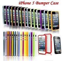 New Apple iPhone 5 5G Stylish dual Shade Bumper Case Attractive Protection Cover