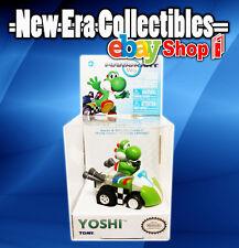 Nintendo Mario Kart Wii - Pull Back Action - Yoshi - Mini Figurine - Tomy - 2010