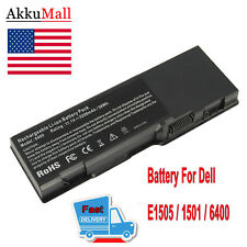 Battery for Dell Inspiron 6400 E1505 E1501 1501 P/N#451-10482 451-10338 312-0600