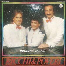 Ricchi E Poveri - Mamma Maria / Malinteso (Vinyl-Single 1982) !!!