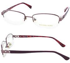 Michael Kors Eye Glasses Rose 601 Size 53mm x 17mm x 135mm - Part # MK494 - NEW