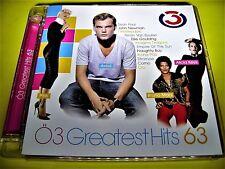 Ö3 GREATEST HITS 63 - AVICII PINK ALICIA KEYS CRO SEAN PAUL COMO ELLIE GOULDING