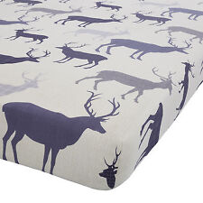 Animal Print Fitted Sheets