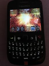 Blackberry Curve 8520-Noir-Smart Téléphone portable