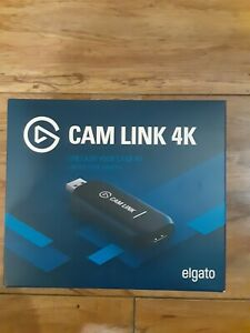 Elgato CamLink 4K Capture Device HD Recording / Streaming Brand New