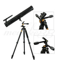 Q620 Pro Aluminum Light Tripod Monopod F DSLR Camera Video DV Recorder MAX 1.8M