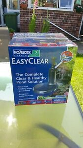 Hozelock Easyclear 6000 Pond Pump