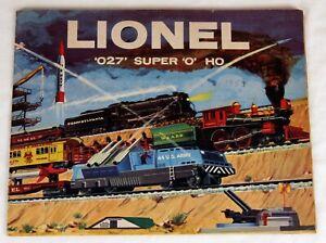 Original Lionel 1959 Catalog