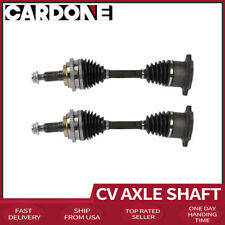 Cardone CV Joint Drive Axle Shaft Front Left+Right X2 Fits 1991-1997 CHEVY K2500
