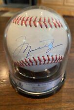 Michael Jordan Autographed Wilson MLB Baseball Upper Deck UDA Beckett Authentic