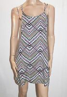 SUPRE Brand Multi Print Madde Swing Dress Size 12 BNWT #SD38