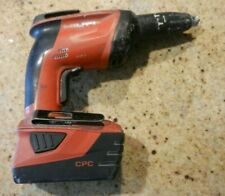 Hilti 21.6V Cordless Drywall Drill With Battery (SD-4500-A18)