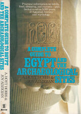 A complete guide to Egypt and the archaeological sites. . 1981. IED.