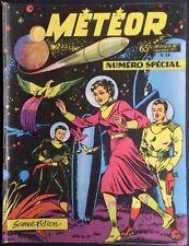 MÉTÉOR n°54 Éditions Artima octobre 1957 Très bon état