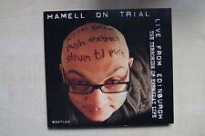 HAMELL ON TRIAL - THE TERRORISM OF EVERYDAY LIFE: LIVE FROM EDINBURGH (CD ALBUM)
