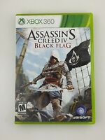 Assassin's Creed IV: Black Flag - Xbox 360 Game - Complete & Tested