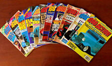 Street Rod Action Magazine - Volume 20 - 1991 - 11 Issues