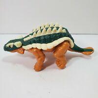 """Fisher Price Imaginext Ankylosaurus Dinosaur Mattel 2011 7"""""""