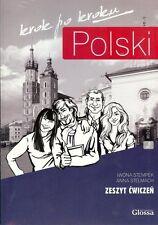 Polski. Krok po kroku Zeszyt ćwiczeń - POLISH BOOK