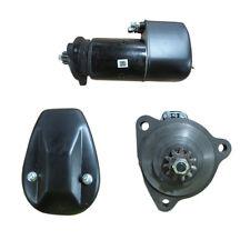 Fits DAF 95.350 ATi WS259 Starter Motor 1987-1997 - 26285UK