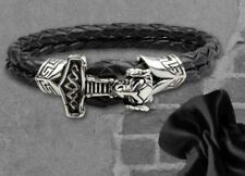 Leather Pewter Costume Jewellery