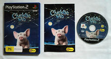Charlotte's Web Playstation 2 Game PAL
