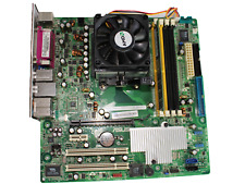 ASUS M2NS-NVM/V Socket AM2 Micro ATX Motherboard, AMD 4400+ & 1GB RAM Bundle