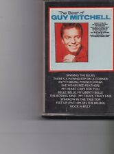Guy Mitchell-The Best Of Music Cassette