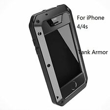 51 SOLD iPhone 4 4S Ambox Heavy Duty Case Water-Resist Shockproof Alum. Military