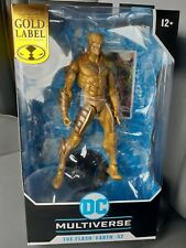 Mcfarlane Dc Multiverse Gold Label The Flash Earth 52