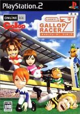 Gallop Racer Lucky 7 (2004) Brand New Factory Sealed Japan Playstation 2 PS2