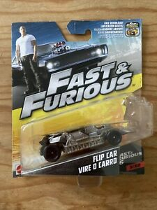FAST & FURIOUS - DIECAST CARS - MATTEL 1:55 COLLECTABLE - VEHICLE - Model, Toys