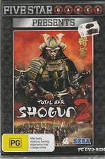 Pc Game - Total War - Shogun 2 (NEW & SEALED)