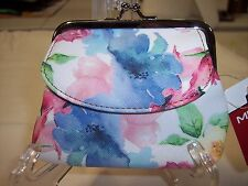 Mundi Framed Coin Purse,  Floral   Ladies Wallet