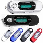 Portable USB Digital MP3 Music Player LCD Screen FM Radio Support 32GB TF Card