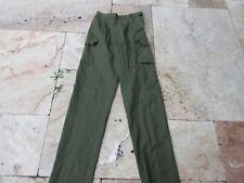 us army pantaloni donne Utility CAMPO fieldtrouser OG-107 VIETNAM NAM DSA ORIGI
