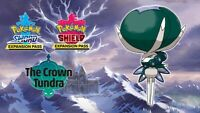 Pokemon Sword & Shield | GALAR + CROWN TUNDRA + ISLE of ARMOR | Square Shiny